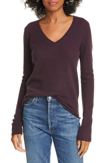 Atm Anthony Thomas Melillo Sweaters CASHMERE V-NECK SWEATER