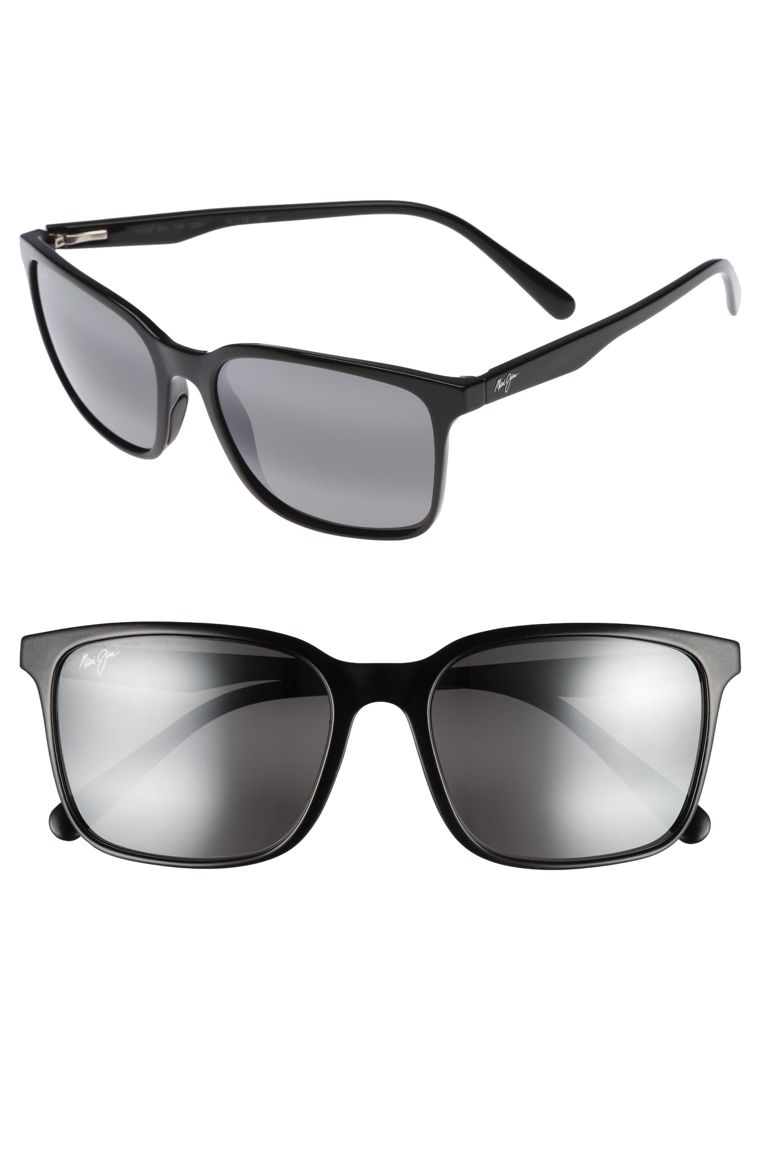 Wild Coast 56mm Polarized Sunglasses