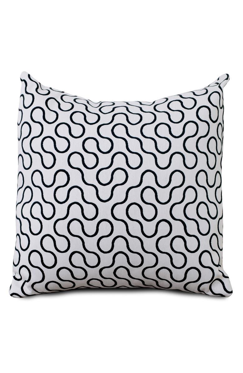 DUSEN DUSEN Arc Pillow Cover, Main, color, MULTI