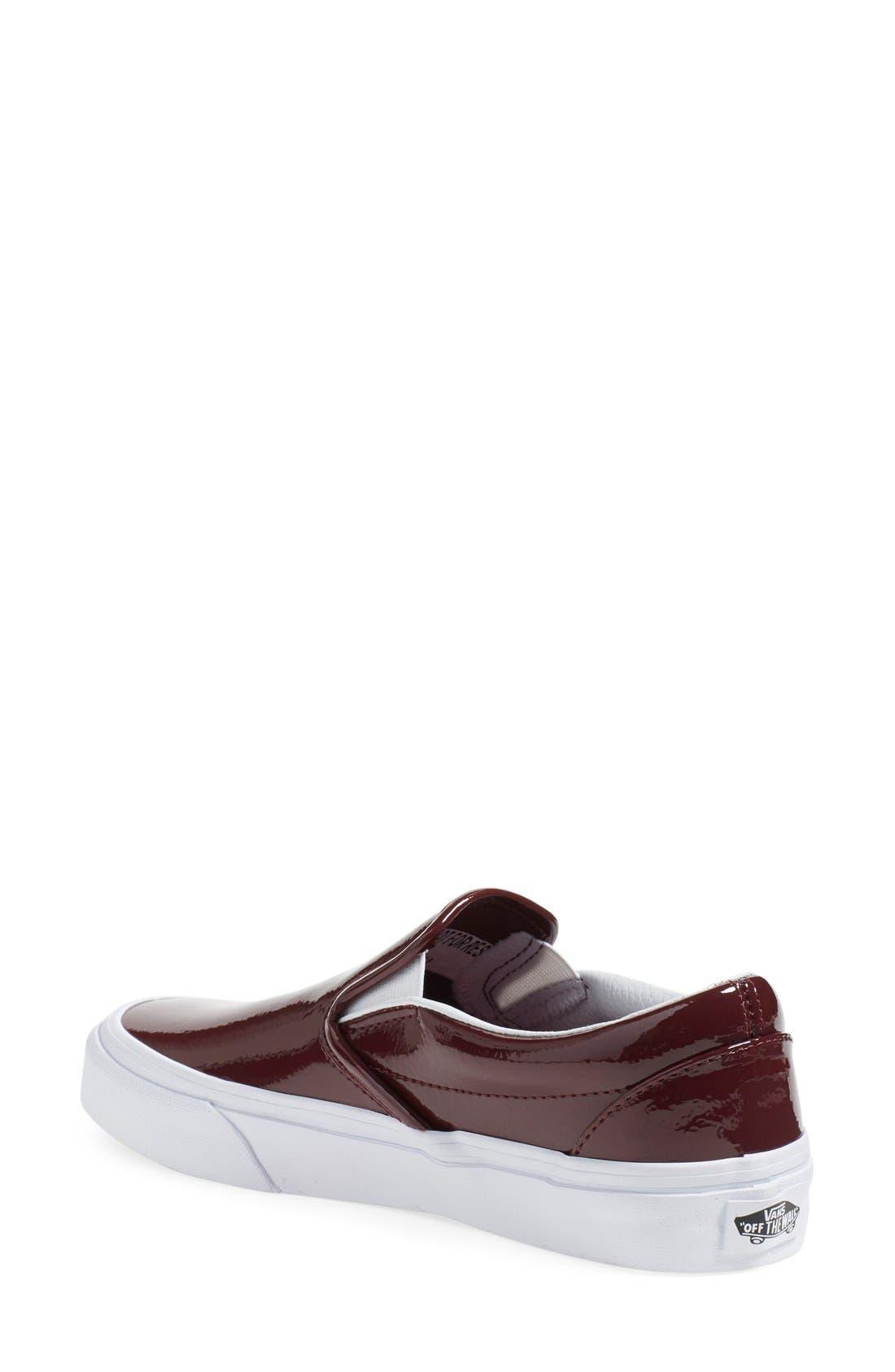 ,                             Classic Slip-On Sneaker,                             Alternate thumbnail 450, color,                             930