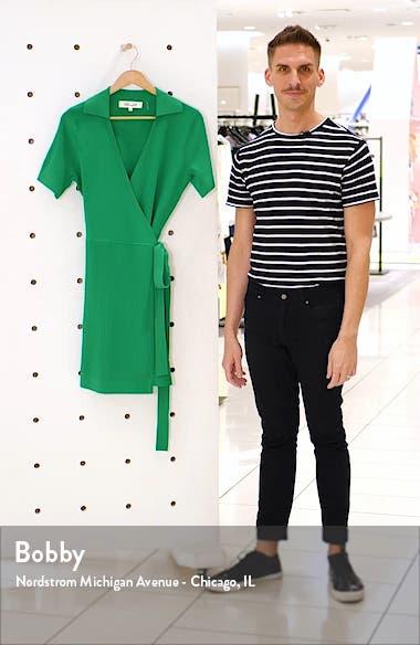 Zyla Wrap Dress, sales video thumbnail