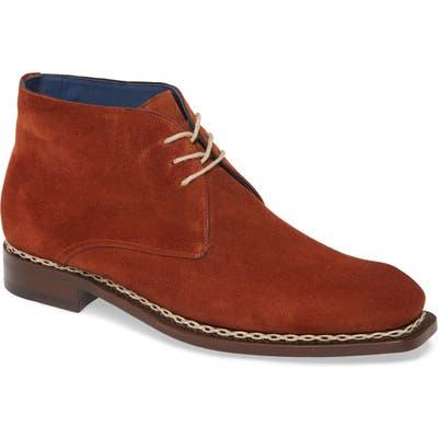 Mezlan Kassel Chukka Boot- Brown