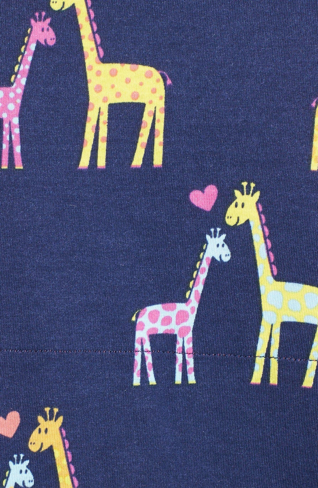 ,                             Print Jersey Pajamas,                             Alternate thumbnail 22, color,                             410