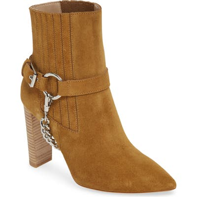 Paige London Bootie- Brown