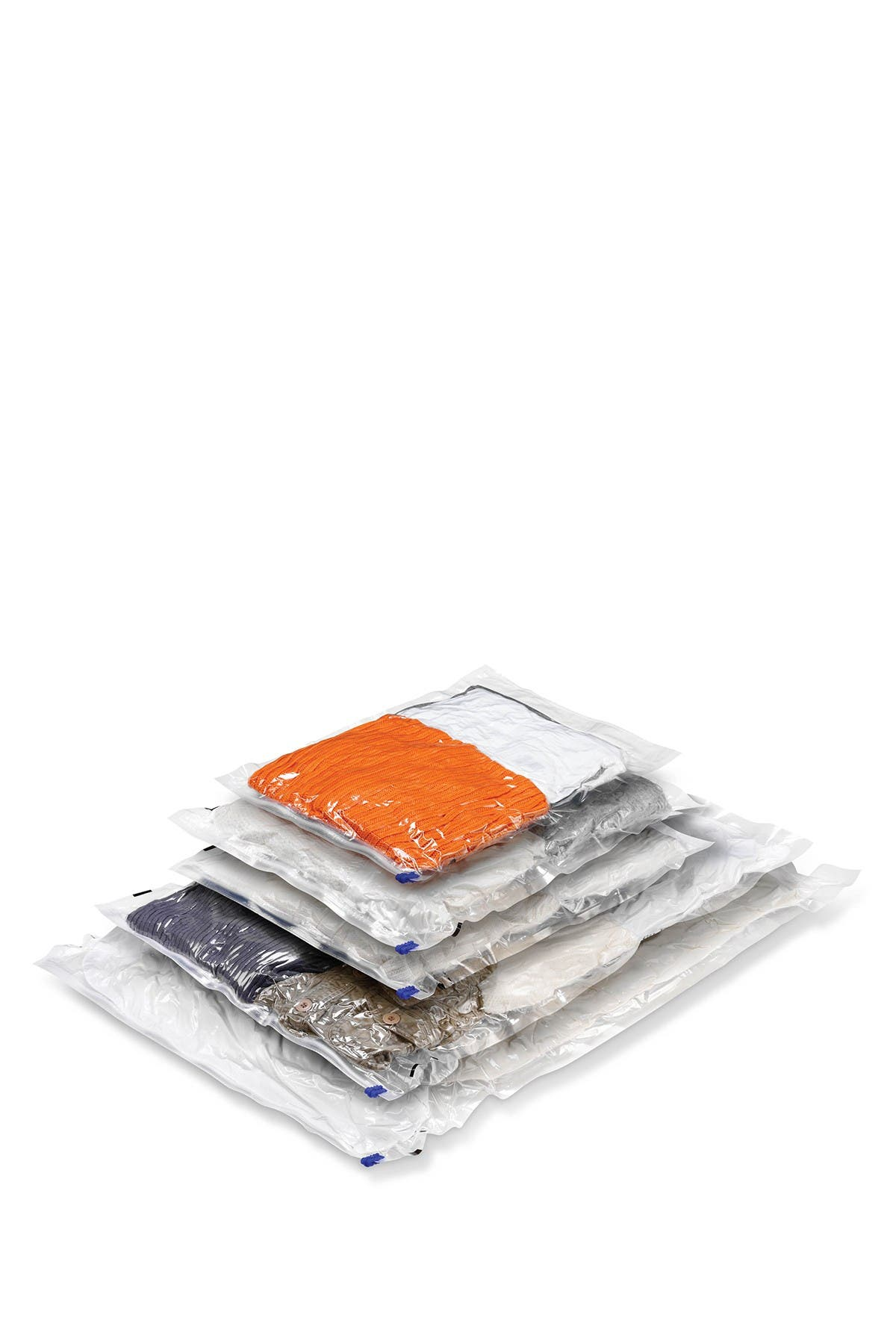 Image of Honey-Can-Do 5 Pack Combo Vacuum Storage Pack
