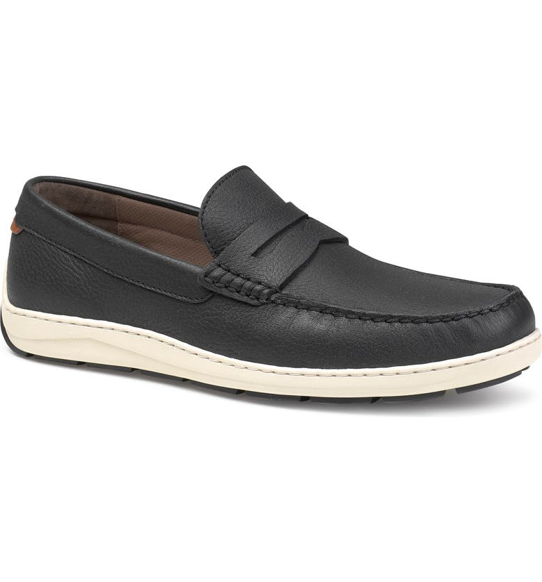 TRASK Sheldon Penny Loafer, Main, color, 002