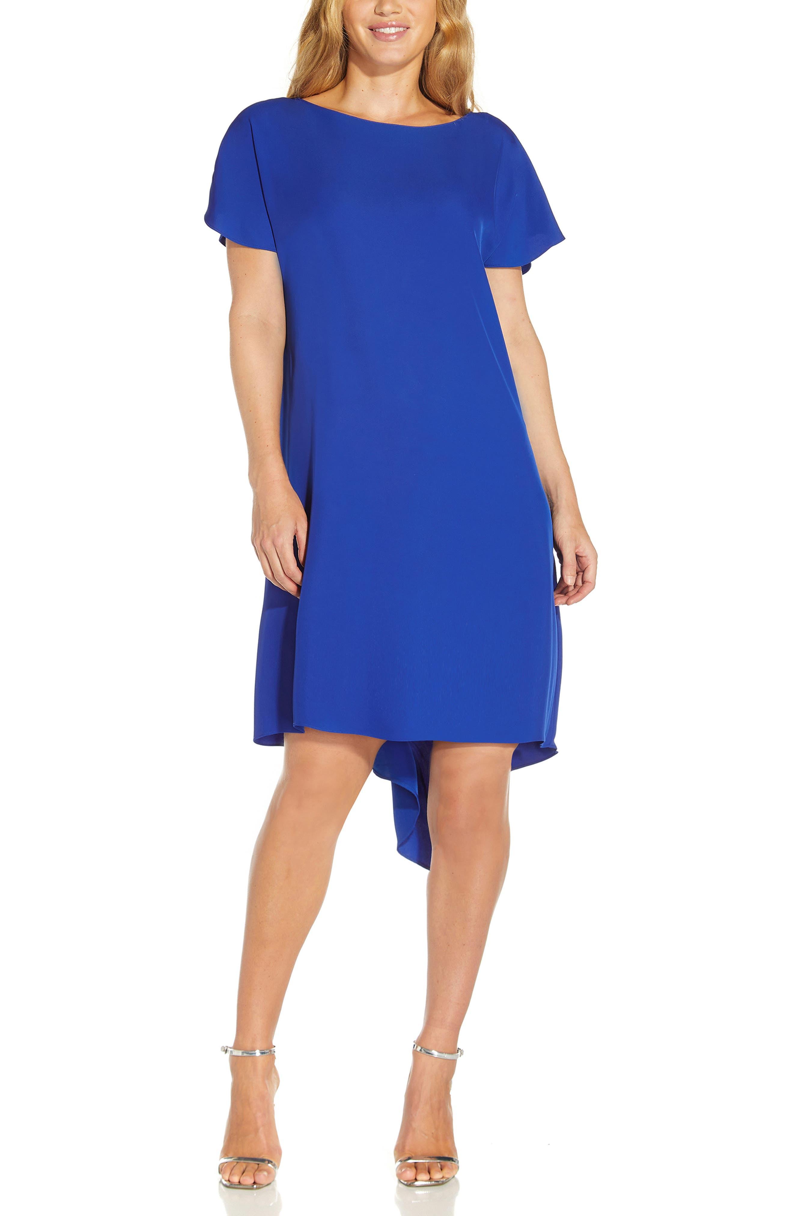Women's High/low Shift Dress