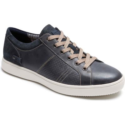 Rockport Colle Textured Sneaker, Grey