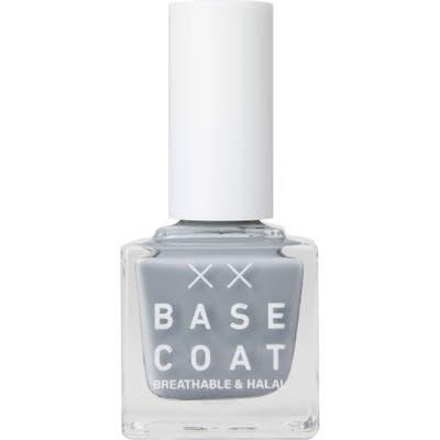 Base Coat Breathable & Halal Nail Polish - Thistle