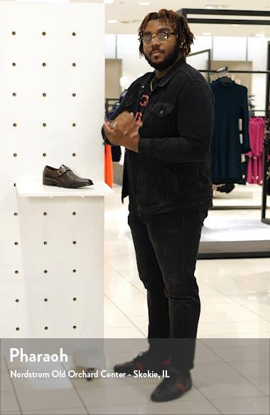 San Marcos Monk Strap Shoe, sales video thumbnail