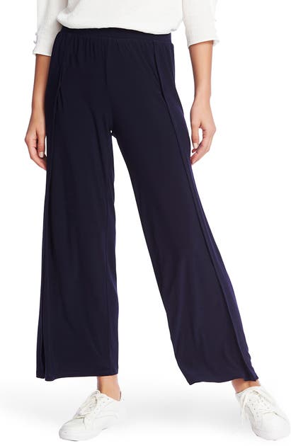 1.state Pants WIDE LEG ENVELOPE HEM PANTS