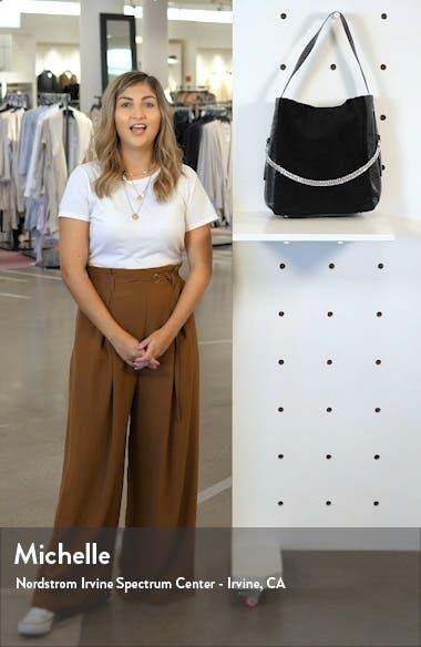 Laurie Hobo Bag, sales video thumbnail
