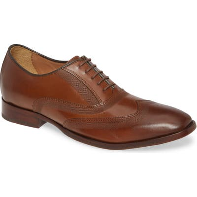 Johnston & Murphy Mcclain Wingtip, Brown
