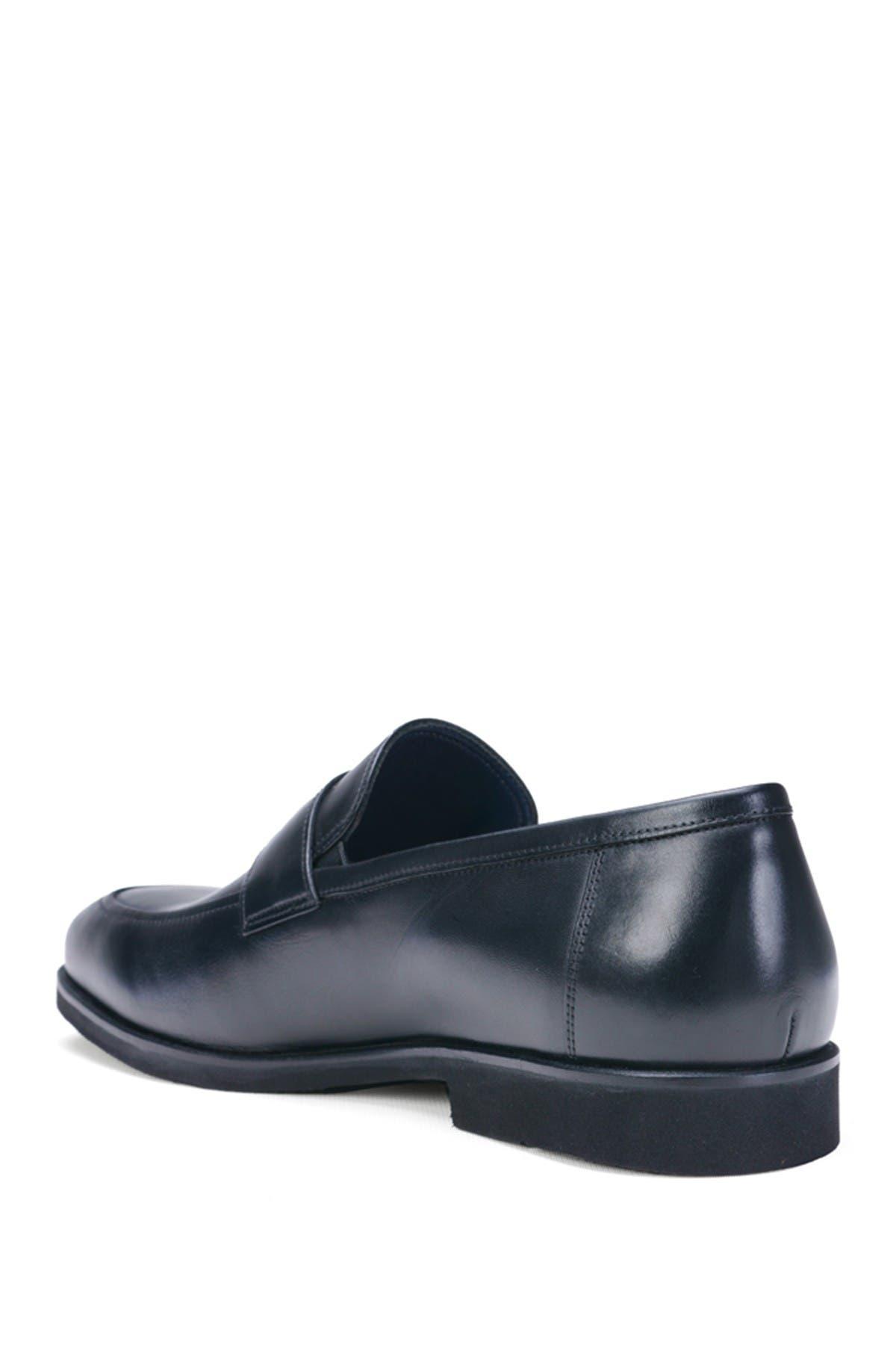 Image of SEPOL Soho Leather Loafer