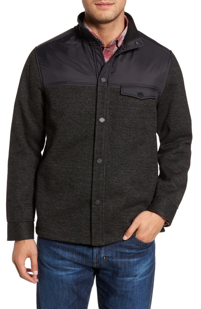 TOMMY BAHAMA Lancaster CPO Jacket, Main, color, 050