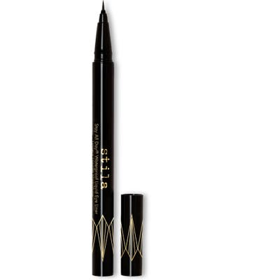 Stila Stay All Day Waterproof Micro Tip Liquid Eyeliner - Intense Black
