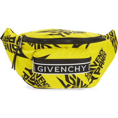 Givenchy Light 3 Large Belt Bag - Yellow