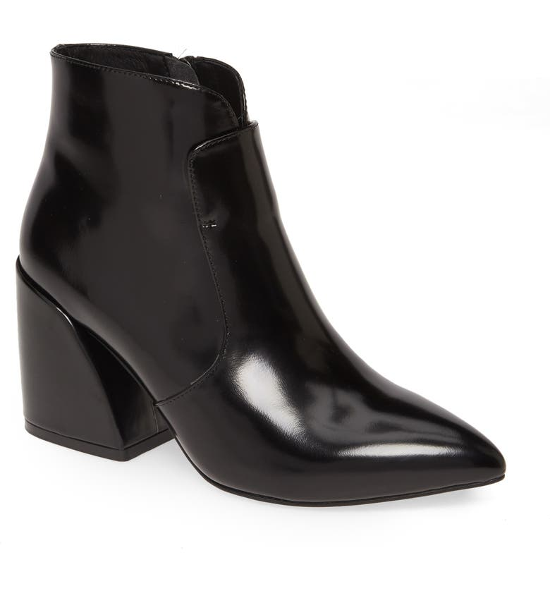 JEFFREY CAMPBELL Bentlee Lo Bootie, Main, color, BLACK BOX