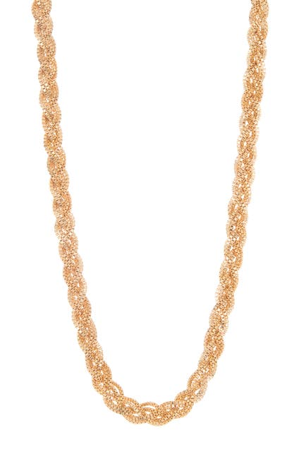 Image of Nordstrom Rack Twisted Rope Necklace