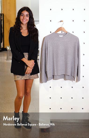Super Soft Ribbed Sweater, sales video thumbnail