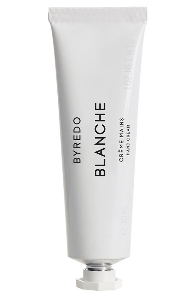 BYREDO Blanche Hand Cream, Main, color, NO COLOR