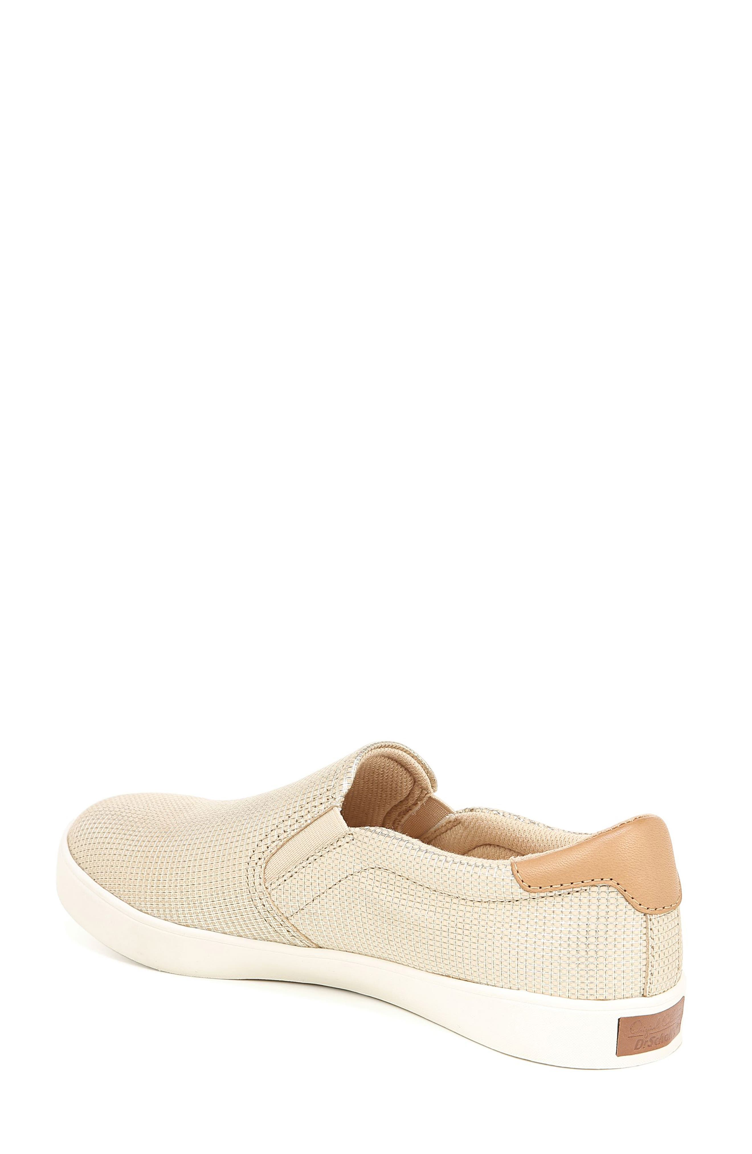 ,                             Original Collection 'Scout' Slip On Sneaker,                             Alternate thumbnail 2, color,                             BEIGE LEATHER