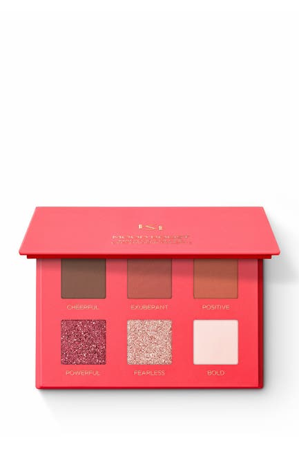 Image of Kiko Milano Mood Boost Mad For Color Eyeshadow Palette - 01 Dive In Colors