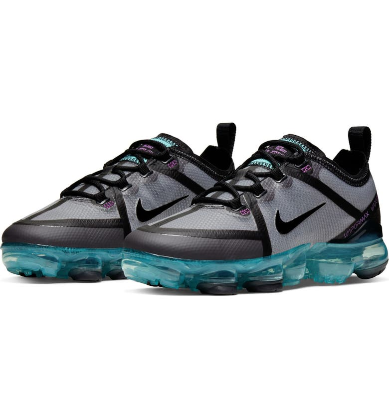 NIKE Air VaporMax 2019 GS Sneaker, Main, color, 020