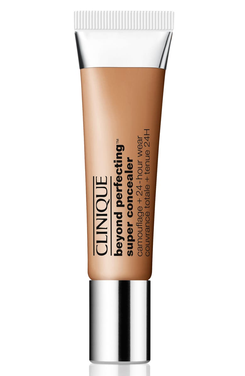 CLINIQUE Beyond Perfecting Super Concealer Camouflage + 24-Hour Wear, Main, color, DEEP 24