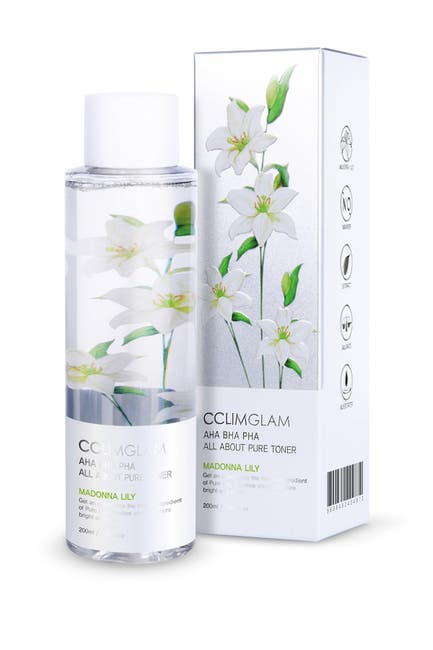 Image of CCLIMGLAM AHA BHA PHA All About Skin Care