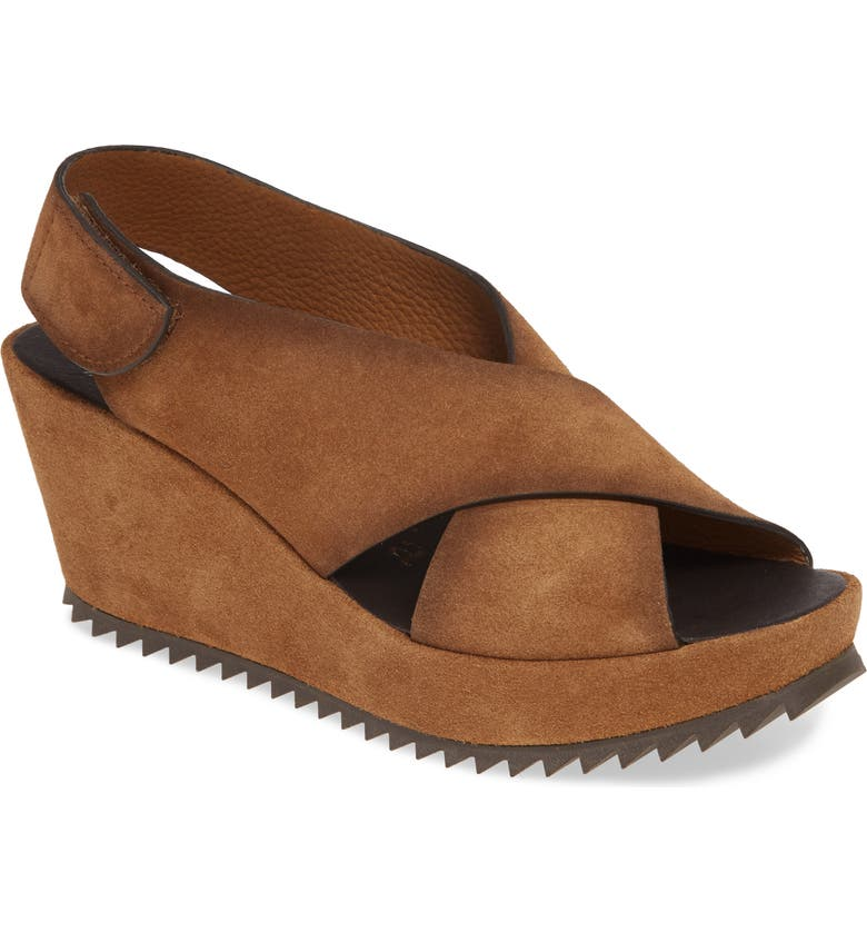 'federica' Wedge Sandal by Pedro Garcia