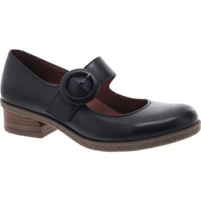 Dansko Brandy Pump - Black