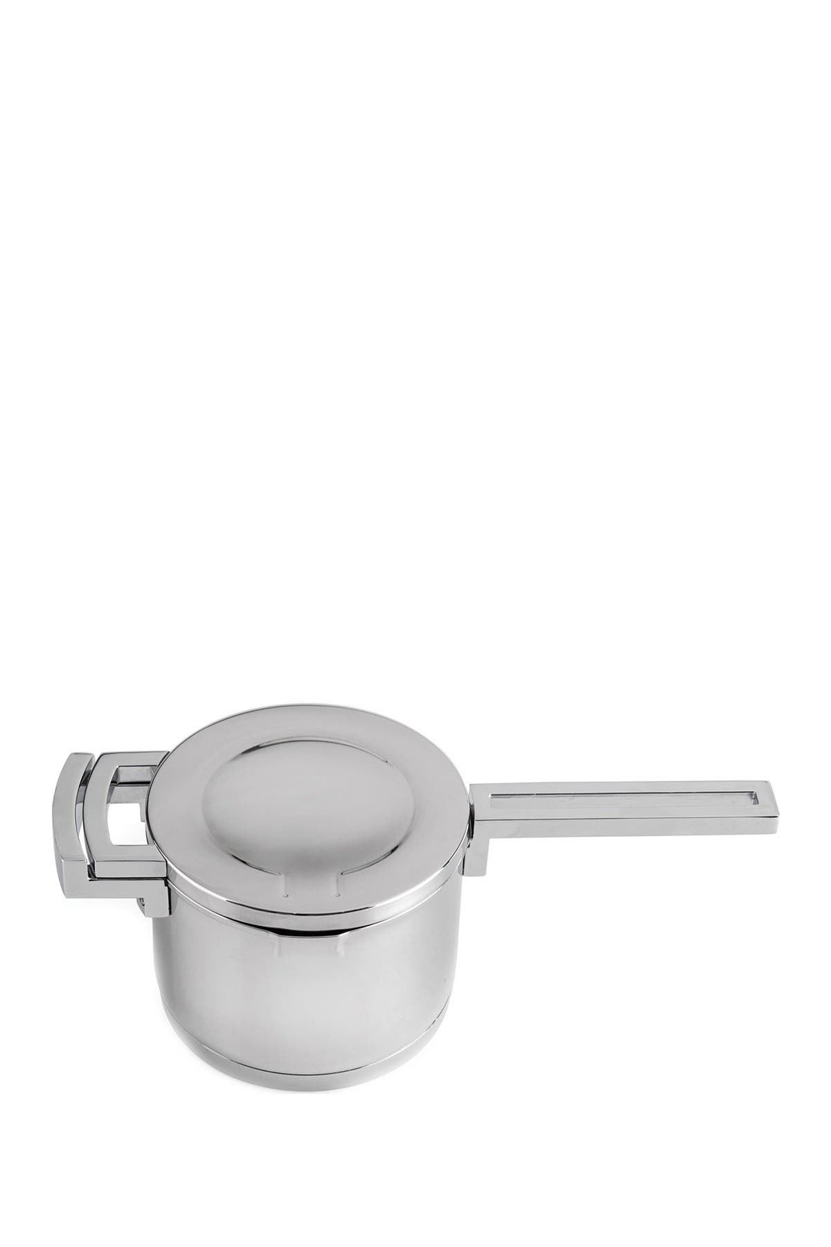 Image of BergHOFF 2.1 qt. Stainless Steel Covered Sauce Pan