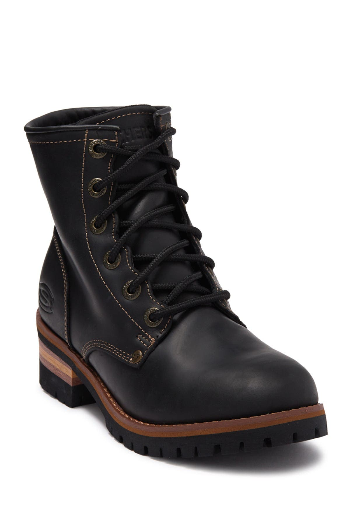Image of Skechers Laramie 2 Leather Boot