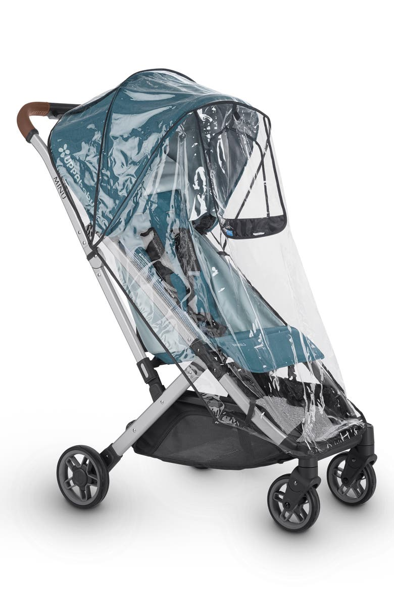 UPPABABY Rain Shield for Minu Stroller, Main, color, 100