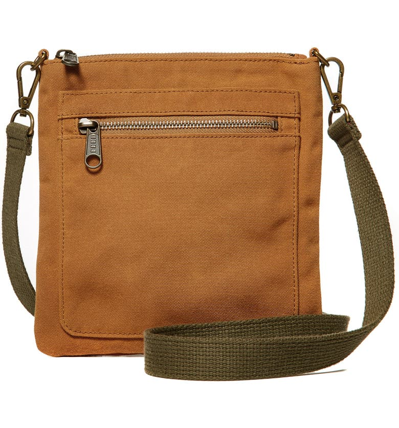 FEED x National Geographic Swingpack, Main, color, OCHRE