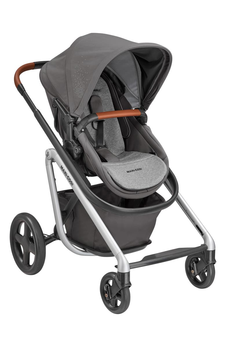 MAXI-COSI<SUP>®</SUP> Lila Modular Stroller, Main, color, NOMAD GREY