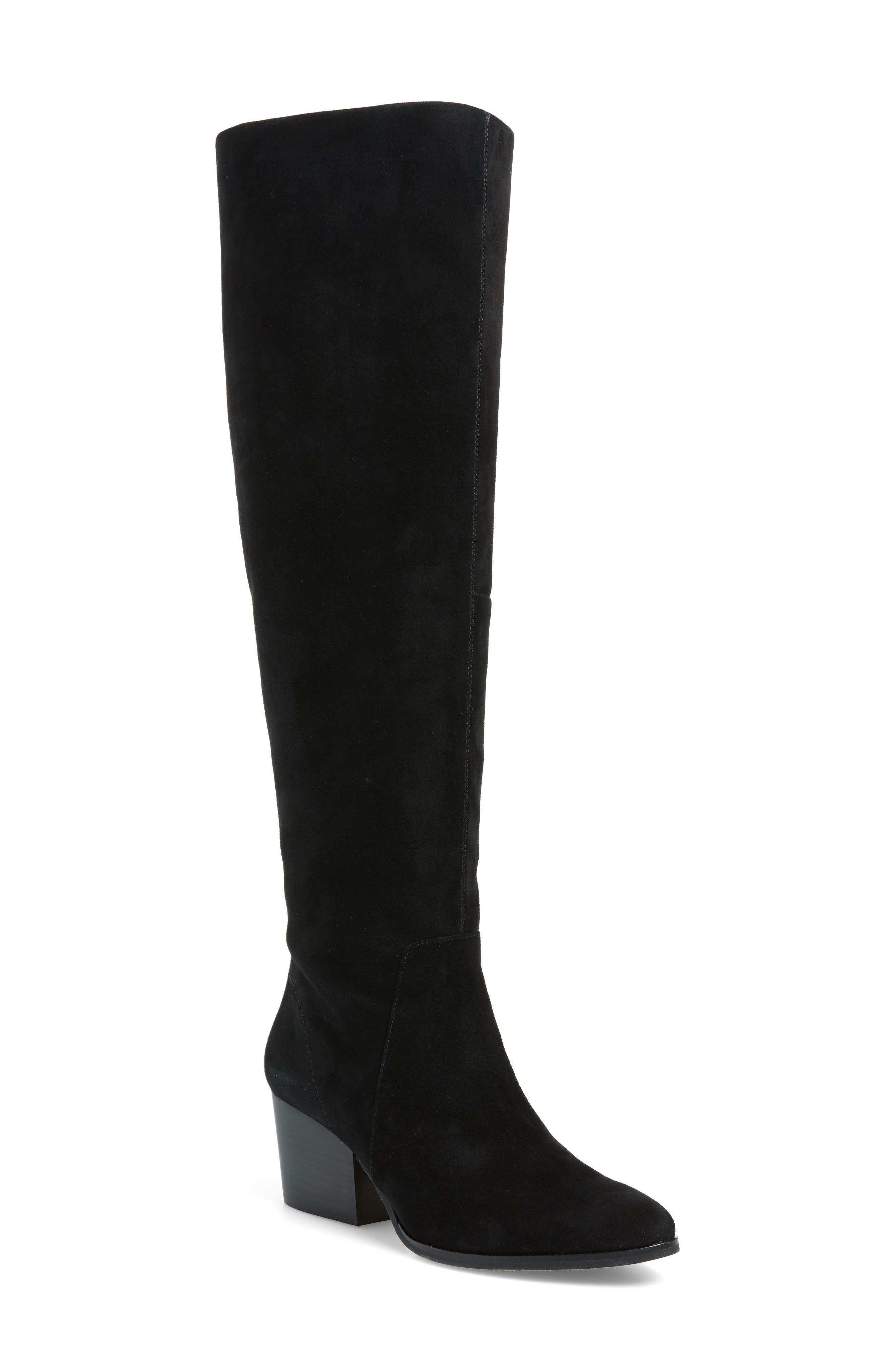 Vince Camuto Nestel Knee High Boot (Women)