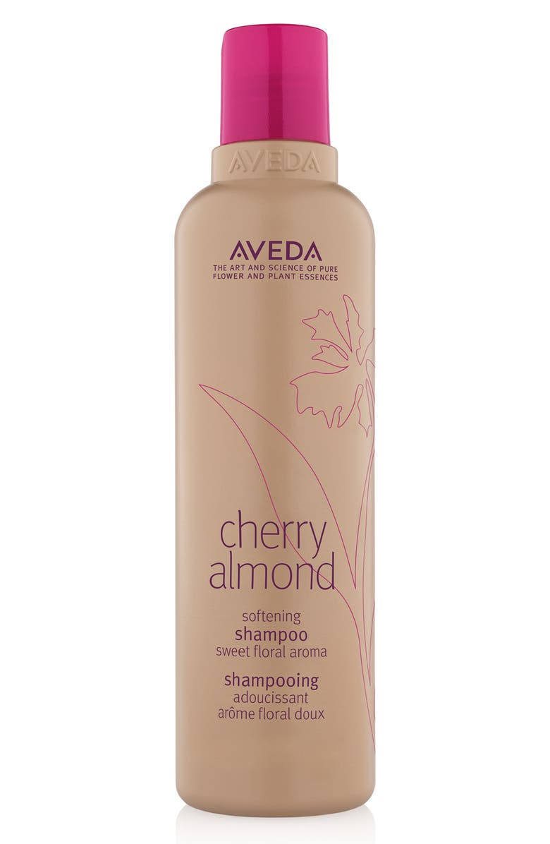 AVEDA Cherry Almond Softening Shampoo, Main, color, NO COLOR