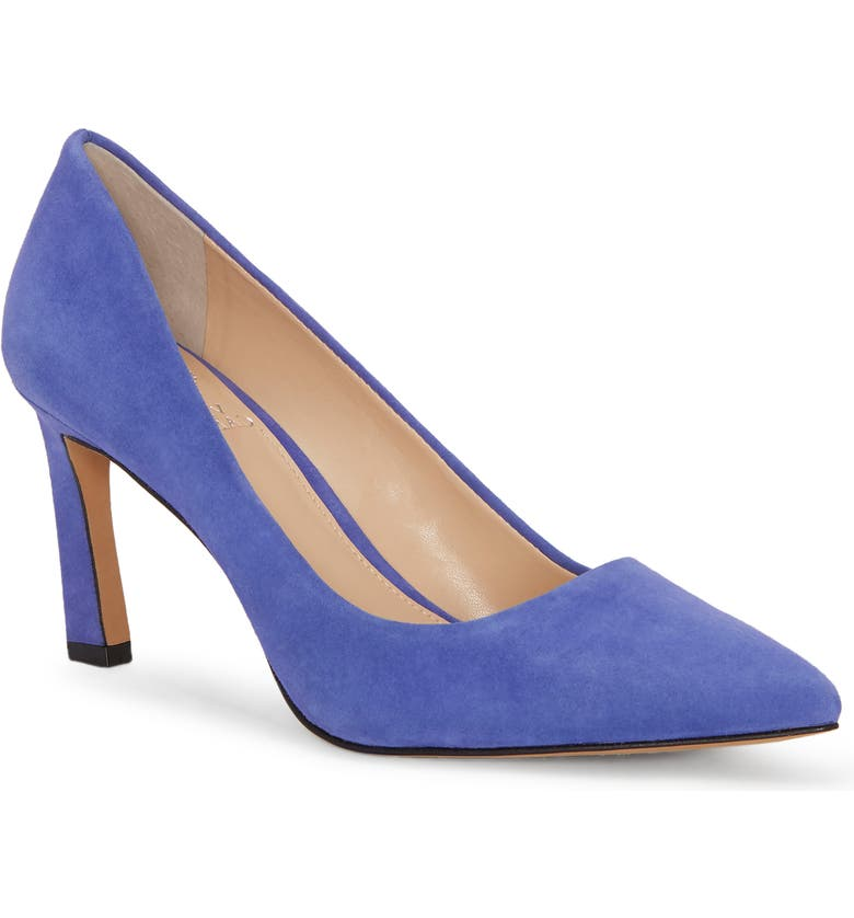 VINCE CAMUTO Retsie Pump, Main, color, POP PURPLE SUEDE