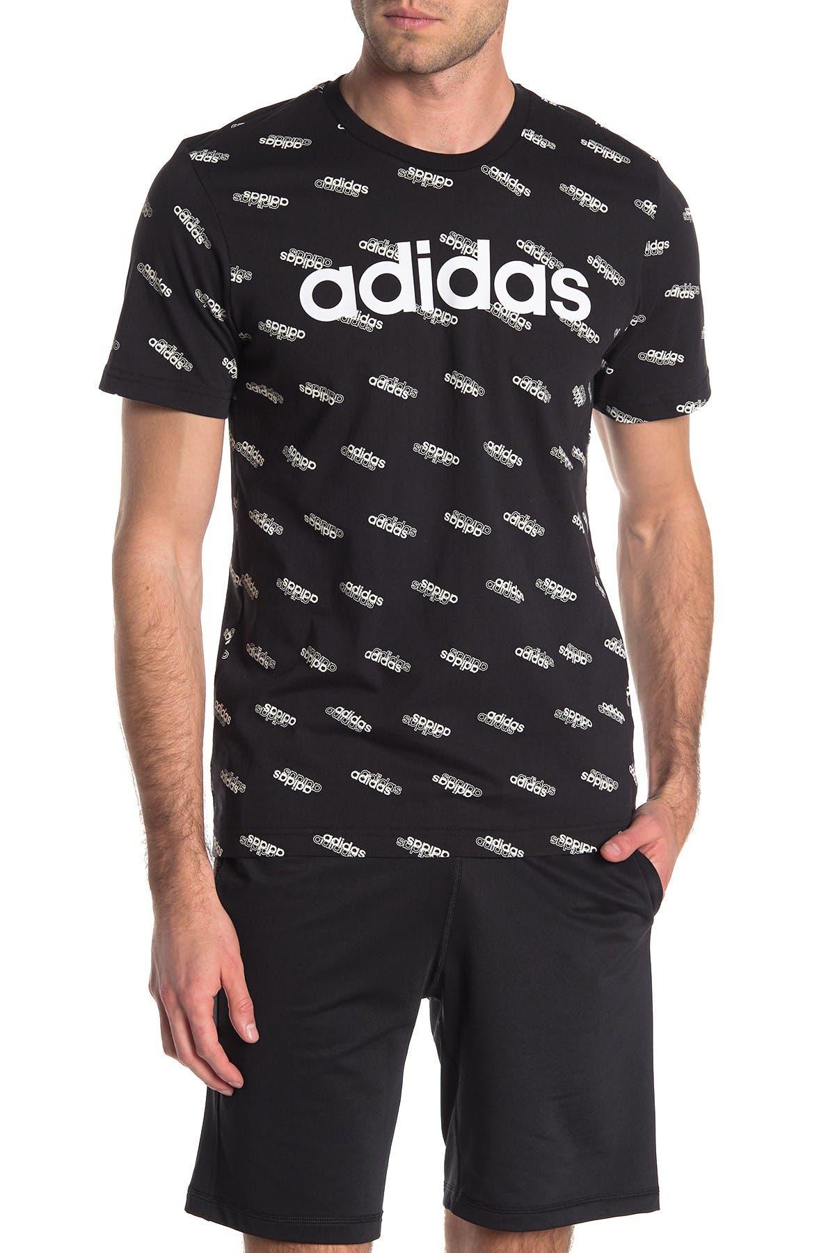 Image of adidas Favorites Logo T-Shirt