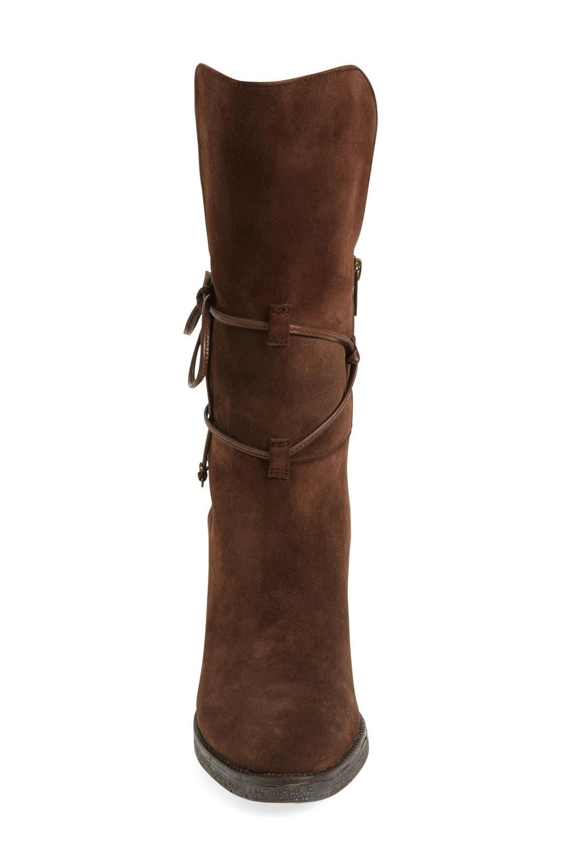 ,                             'Jeanie' Mid Calf Boot,                             Alternate thumbnail 8, color,                             200