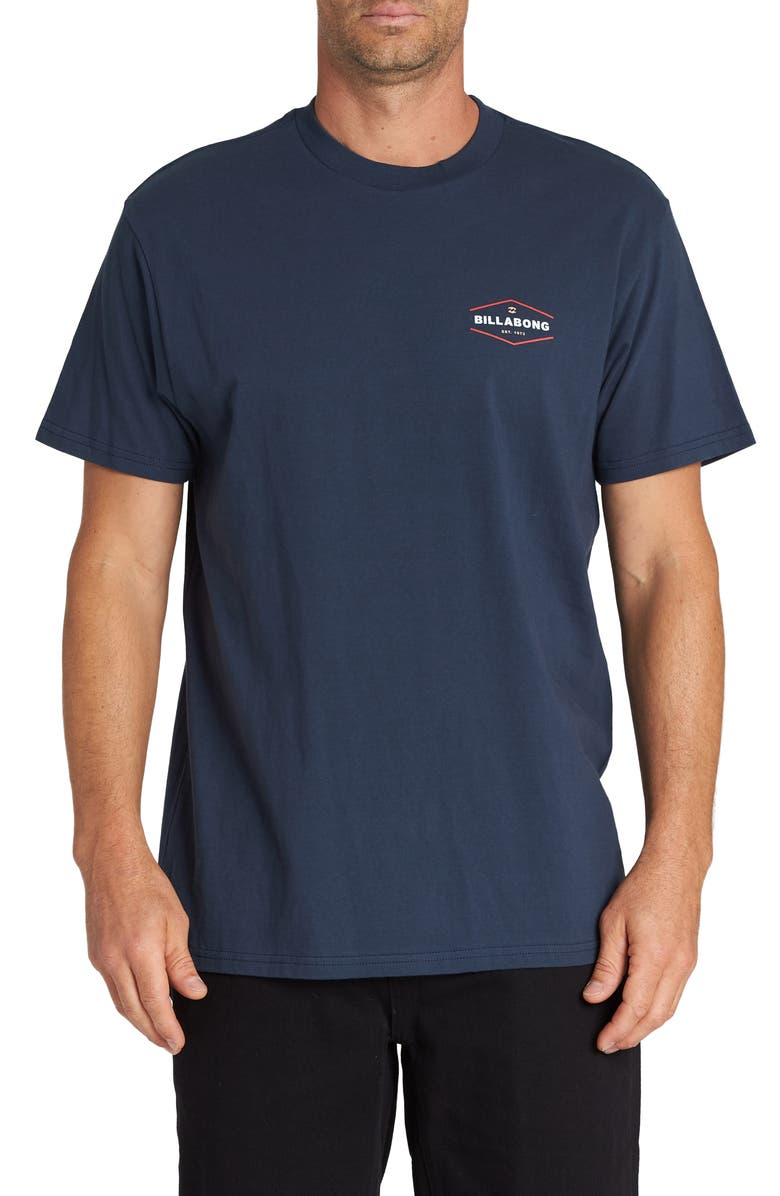BILLABONG Vista T-Shirt, Main, color, 415