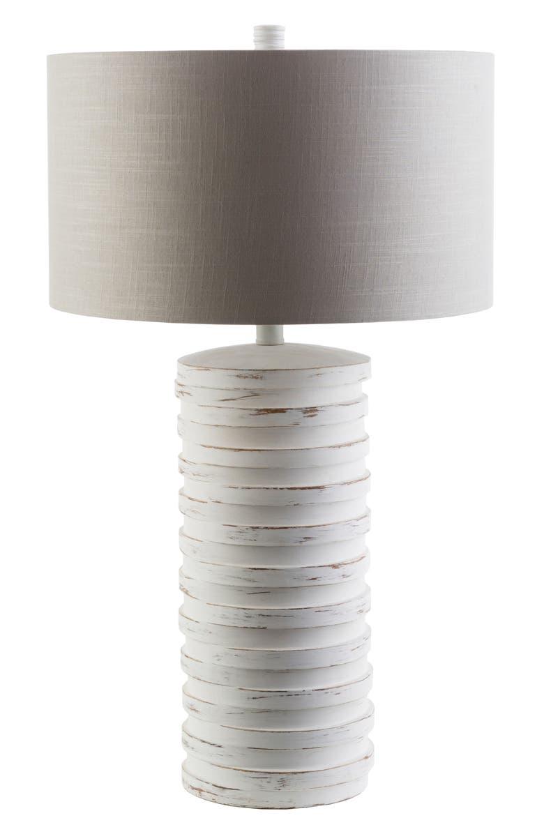 SURYA HOME Sulak Table Lamp, Main, color, 100