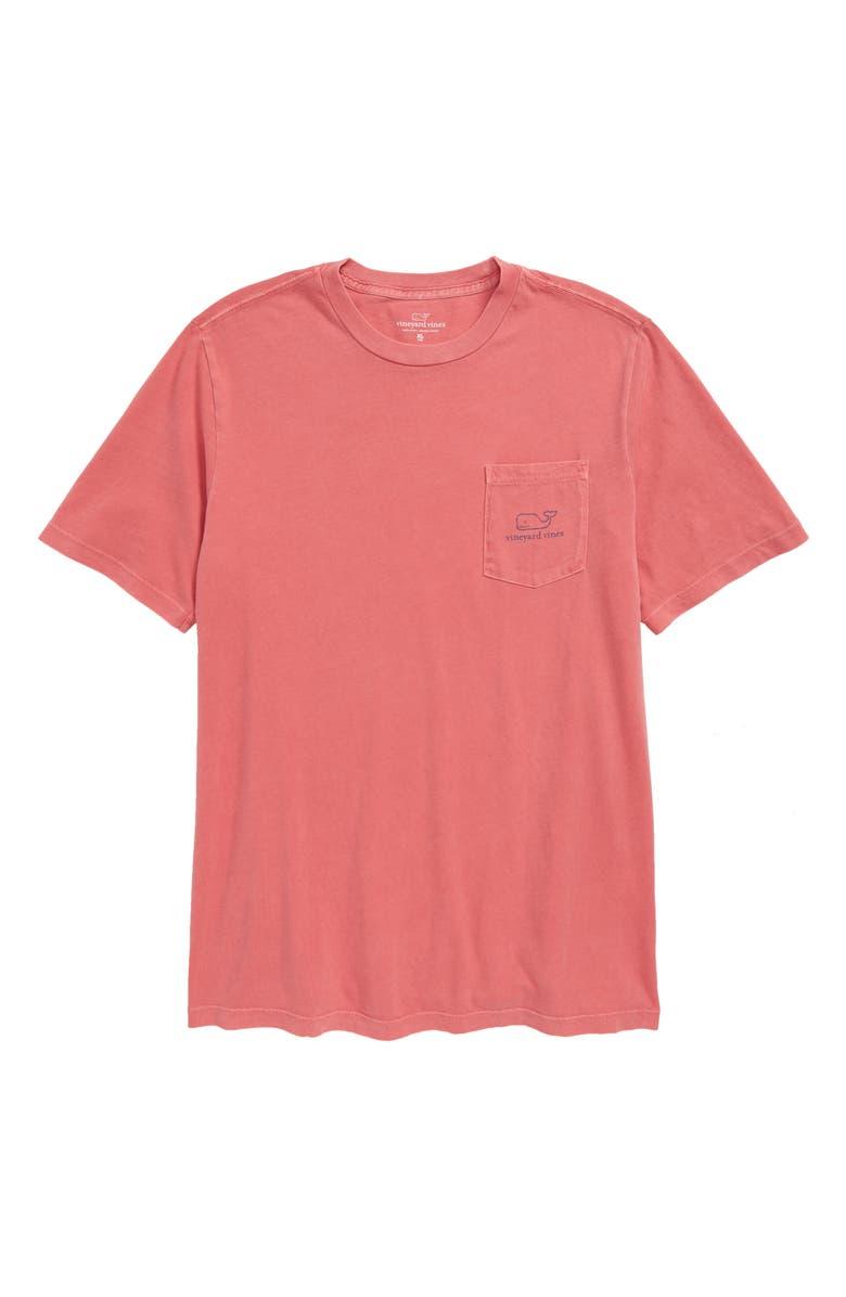 VINEYARD VINES Whale T-Shirt, Main, color, LOBSTER REEF