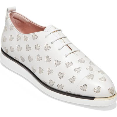 Cole Haan Grand Ambition Oxford B - White