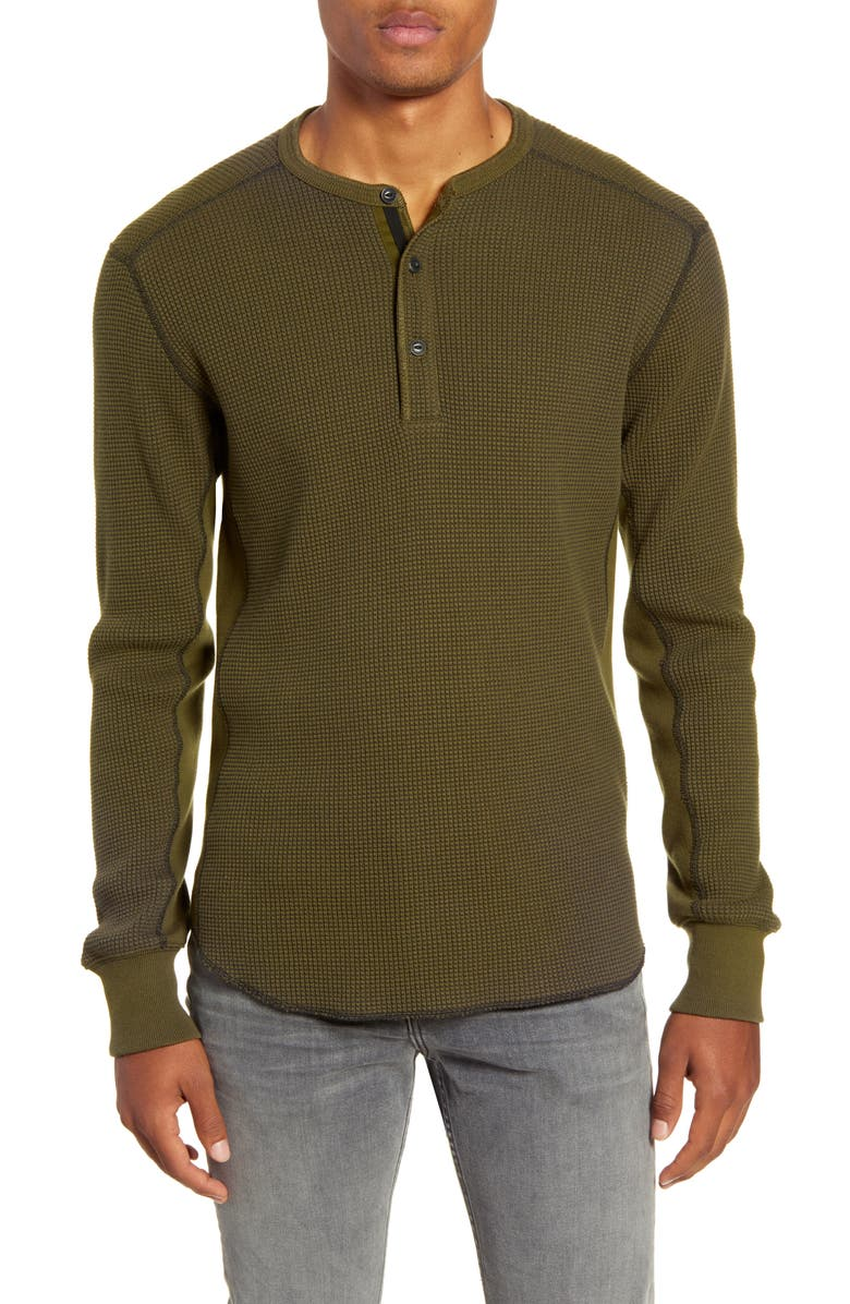 RAG & BONE Long Sleeve Henley T-Shirt, Main, color, 382
