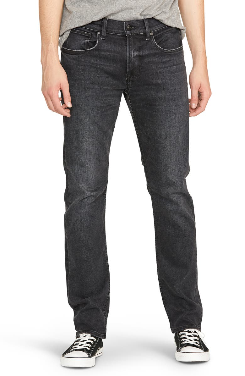 HUDSON JEANS Byron Slim Straight Leg Jeans, Main, color, OFFSIDE