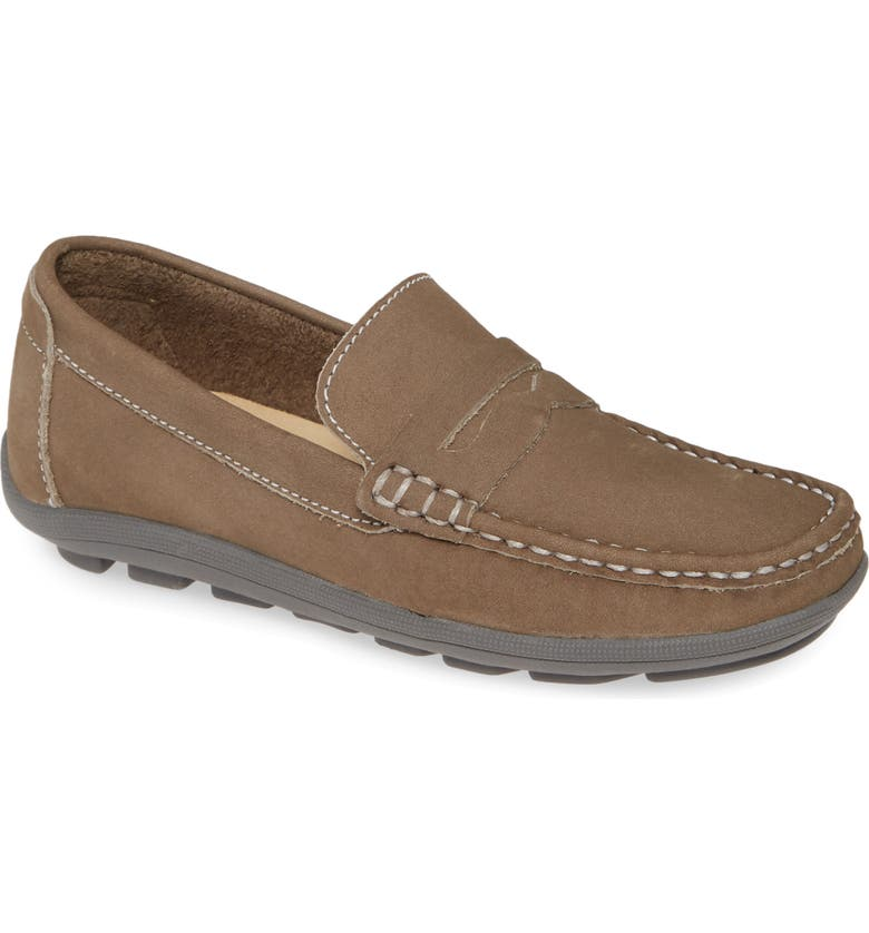 1901 Penny Loafer Driving Shoe, Main, color, 020