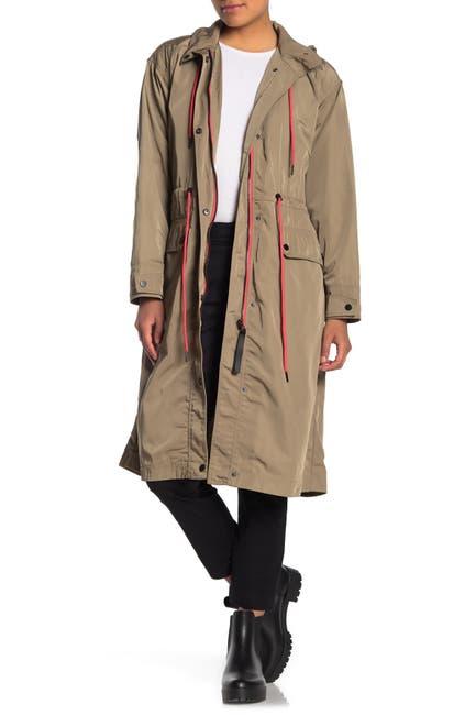 Image of Bagatelle A-Line Rain Parka Jacket